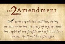 2nd Amendment / by Jamie Jividen