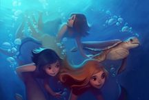 Under the Sea / by Tina Liddie