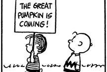 Charlie Brown & The Gang! / by Katie Crawford