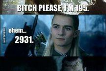 Hobbit & Herr der Ringe