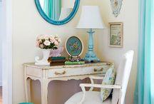 Decoração Azul Tiffany / Inspiração