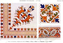 Bulgarian & other East-European embroidery