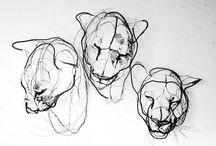 David Oliveira / wire art