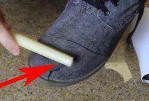 Gode råd ang. sko