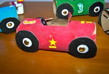 Kindergarten cars