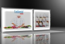 Scalable trade show exhibit, display and booth design ideas / Are you looking for scalable trade show exhibits, displays and booth design ideas? Exponents offers a wide variety of designs that will fit your brand.