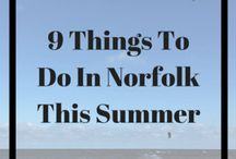 Norfolk / Things to do and places to go in Norfolk