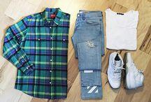 Men summer style