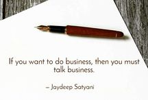 Quotes from Jaydeep Satyani