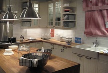 Kitchen / by Becca Dupree