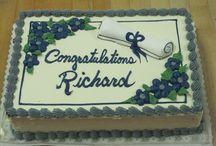PBR-Graduation cakes