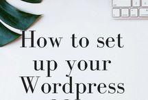 Wordpress Tipps / Plugins I Wordpress installieren I Website mit Wordpress I Wordpress Updates
