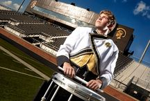 Marching Band Portraits