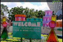Epcot Food and Wine Festival / Everything you need to know about Epcot's Food and Wine Festival, held every fall in Epcot.