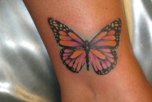 i love tattoo's ~ new ideas / by Joelle Yester