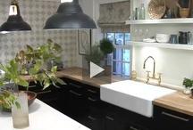 Kitchens / by Justina Braun