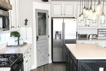 Farmhouse Dream Kitchens