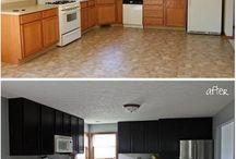 Rusteloum Cabinets Transformation