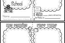 1st grade board