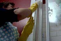 Nettoyer la douche