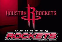 Houston Rockets / by MaryAnn