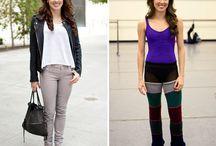 Dancewear Fashion Trends / Articles about dancewear trends, etc.