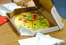 Fractions / Ideas, lesson plans, and units for teaching fractions in the elementary classroom