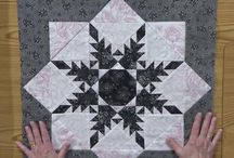 Feathered star quilts / by Debby Grice