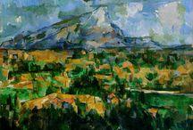 Cezanne / Post Impresionismo