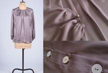 Sally Moinet Designs - Winter 2014 details / Beautiful details of Sally Moinets Winter 2014 collection.