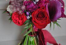 Букет в цвете марсала / свадебный букет букет в цвете марсала букет в бордовых цветах марсал цветы марсал