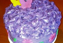 birthday cakes...
