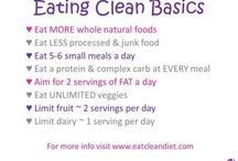 Eat like a nutritionist / Health