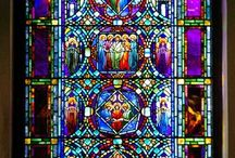 Stained glass / by Kim Brescia