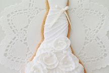 Wedding cookies / Cookies for bridal showers and weddings / by Country Cupboard Cookies