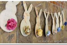 Spring decor / by Katie Ruth