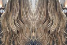 Neutral / Beige Hair Tones