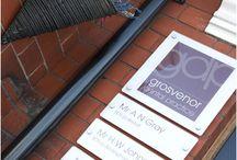 Grosvenor Dental Practise / Grosvenor Dental Practice 736 London Road  Oakhill Stoke on Trent  Staffordshire ST4 5NP   Tel:01782 848708 / by Grosvenor Dental Practice