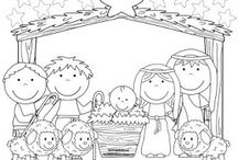 Christmas and Nativity Crafts for kids