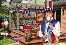 Memorial Day Party Ideas / Find Memorial Day party ideas supplies, decorations, and fun ideas to celebrate Memorial Day and honor those men and women who made the ultimate sacrifice serving our country.  / by Party Cheap