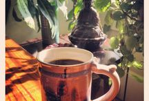 Cups of Coffee & Tea / Beverages / by Sharlee Anne Fragulia