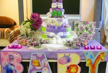baby shower ideas / by Amy Gabriel Letukas