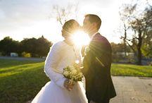 Mariage - Les mariés / Les mariés par Marine Monteils Photographe