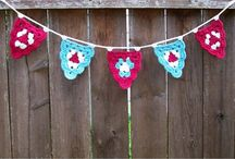 Crocheted bunting patterns