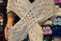 Kniiting and crochet