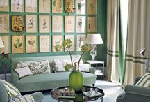Botanical Home / by KitzieG Designs By Laura Duffey