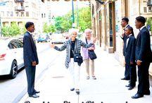 Peachtree Street Photography Project Atlanta