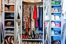 House - Master Closet / by Jennifer Spencer