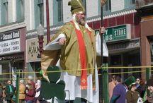 Parades in Peterborough