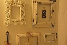 Quadri cornici e specchi